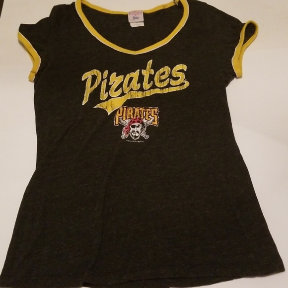 Mlb Tops Pittsburgh Pirates Womens Tee Large Baseball Poshmark